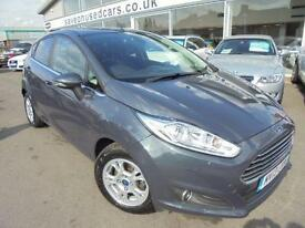 2013 Ford Fiesta 1.6 TDCi Titanium ECOnetic 5dr 5 door Hatchback