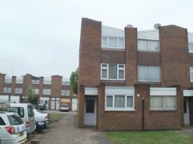 Neasden, Lansbury Close. Two rooms available close to Neasden and Stonebridge Park tube stations.