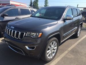 2018 Jeep Grand Cherokee LIMITED V6 TOIT OUVRANT GPS 20 POUCES