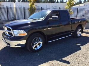 2010 Dodge Ram 1500 SLT 4x4 Quad Cab 140 in. WB