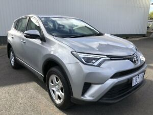 2016 Toyota RAV4 ZSA42R GX 2WD Silver 7 Speed Constant Variable Wagon Oakleigh Monash Area Preview