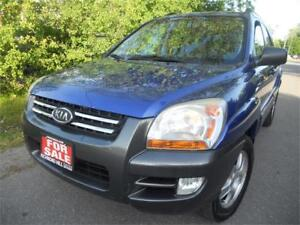 2006 Kia Sportage LX V6 SUV Loaded $2995