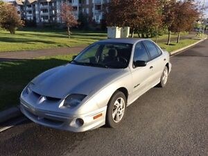 2001 Pontiac Sunfire SL Sedan