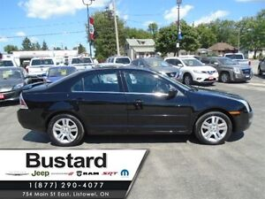 2008 Ford Fusion SEL