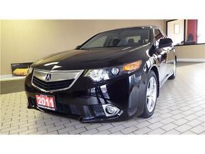 2011 Acura TSX w/Premium Pkg LEATHER**ALLOY IMMACULATE $13499