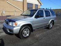 2004 NISSAN Pathfinder Chinook Edition 3.5L V6 4WD 195,000KMs