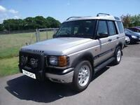 LAND ROVER DISCOVERY TD5 GS 5STR - AUTO, Silver, Diesel, 1999