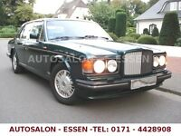 Bentley Turbo R-DEUTSCHES KFZ-AUTO BEKER-SCHECKHEFT-FACE