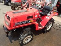 Used compact tractors