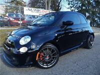 2013 FIAT 500 ABARTH**SPORT MANUAL**GORGEOUS LOADED INTERIOR**