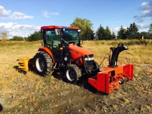 Snow Removal Equipment - Reverse Auction