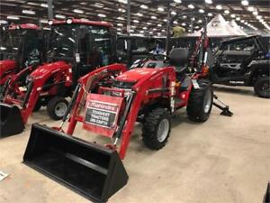 2018 MAHINDRA MAX 26XL LOADER/BACKHOE
