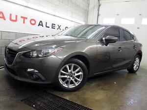 2014 Mazda 3 SPORT GS-SKY TOIT CAMERA MAGS HATCHBACK AUTO A/C