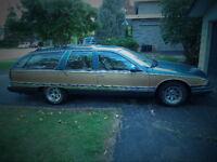 1996 Buick Roadmaster Estate Collectors Edition Wagon