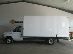 2016 Ford E-Series Van E-450 CUBE w/16 ft cube body