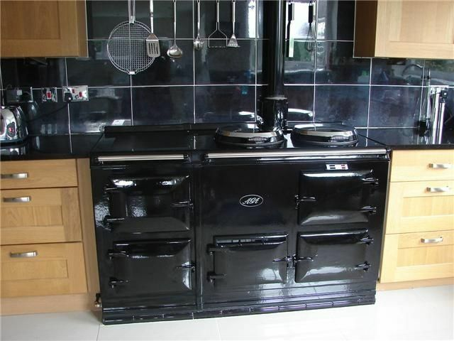 gas vs electric aga cookers ebay. Black Bedroom Furniture Sets. Home Design Ideas