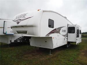 2007 Sabre 30RES Luxury 5th wheel trailer with power slideout Stratford Kitchener Area image 2