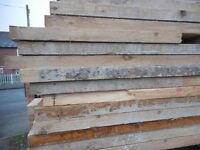 Timber 9x2 long VARIOUS LENGTHS AS NEW DERBY 60p ft