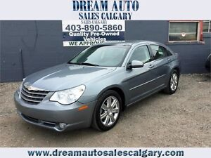 2010 Chrysler Sebring LIMITED LEATHER HEATED SEATS SUNROOF!!