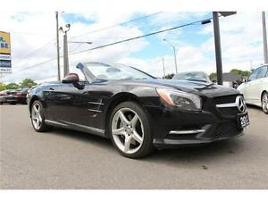 2013 Mercedes-Benz SL550 NAVI, BACKUP CAM, CONVERTIBLE W/SUNROOF