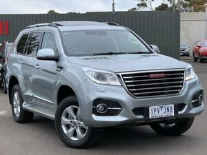 2018 Haval H9 Silver Automatic Wagon Hoppers Crossing Wyndham Area Preview