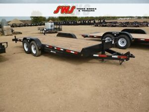 20' Construction Trailer ON SALE