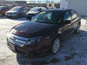 2011 Ford Fusion SE 100K  $7,995.00