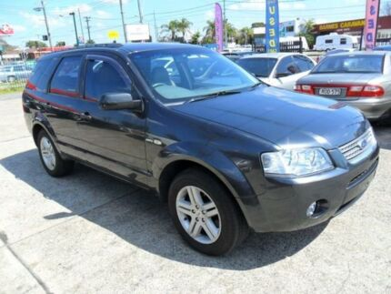 2006 Ford Territory AWD 7 SEATER Ghia Grey  Wagon Lansvale Liverpool Area Preview