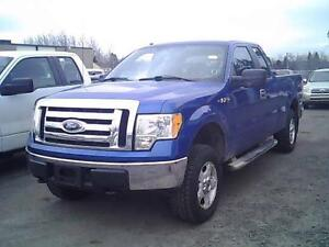 2009 Ford F-150 XLT 2 YEARS WAR ACCIDENT FREE