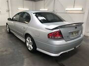 2007 Ford Falcon BF MkII XR6 Silver 4 Speed Auto Seq Sportshift Sedan Beresfield Newcastle Area Preview