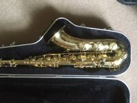 Selmer Mk 6 Tenor Saxophone 1975 in superb condition for age