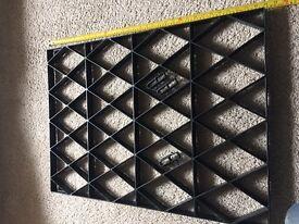 Ecodeck driveway / shed base grids