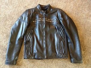 New Leather Harley Coat