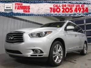 2015 Infiniti QX60 BASE. Text 780-205-4934 for more information!