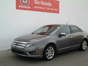 2012 Ford Fusion SEL, AWD, LEATHER