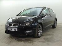 2014 SEAT Ibiza TSI ACT FR EDITION Petrol black Manual