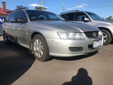 2007 Holden Commodore VZ@VE Executive Silver Automatic Wagon