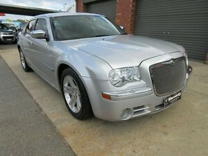 2006 Chrysler 300C LE MY06 5.7 Hemi V8 Silver 5 Speed Automatic Sedan Holden Hill Tea Tree Gully Area Preview