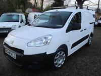 2013 Peugeot Partner 1.6HDi 625 Professional,AIR CON,3 SEAT 70,000 MILES NO VAT