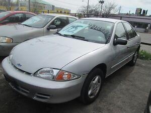 2002 Chevrolet Cavalier ONLY 148,000 klm's.!