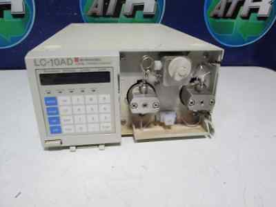Shimadzu Lc-10ad Liquid Chromatograph Pump
