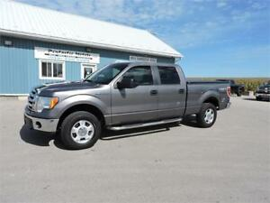 2012 F150 CREW , SHORT, 4X4, 5.0L ,  ONLY 157000 KM'S !!