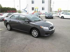 2009 Toyota Corolla Automatique air climatise Berline