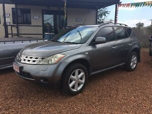 2007 Nissan Murano Z50 Grey 4 Speed Automatic Wagon Hidden Valley Darwin City Preview