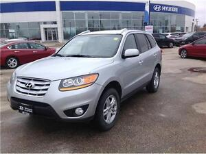 2010 Hyundai Santa Fe V6 AWD Interest as low as .99%