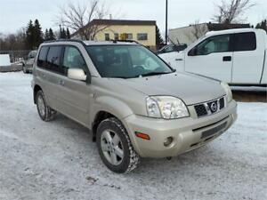 2006 Nissan X-Trail SE-AWD-SUNROOF-CLEAN CARPROOF