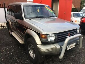 1996 Mitsubishi Pajero NJ GLS Green 4 Speed Automatic Hardtop Hoppers Crossing Wyndham Area Preview