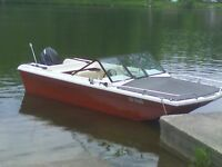 For Sale: 65HP Merc Outboard, Free Boat & Trailer!