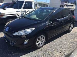 2009 PEUGEOT 308 XSE 1.6 PETROL 5DR HATCH AUTO (FULL HISTORY) Rochedale South Brisbane South East Preview