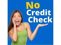 No Credit Check Financing! 100% Approval Rate! We Never Say No!